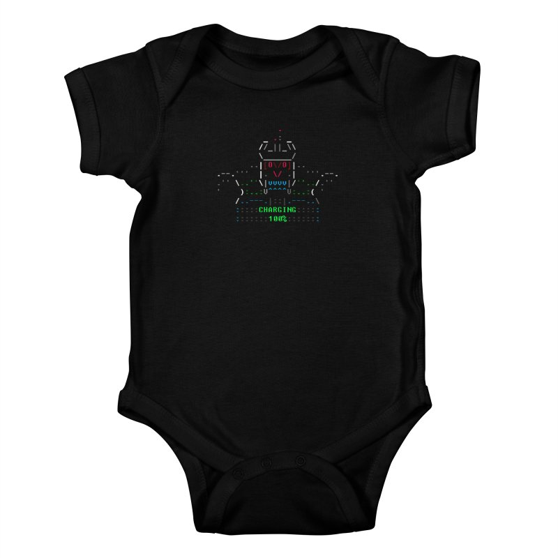 Robot Kids Baby Bodysuit by ASCIIDENT