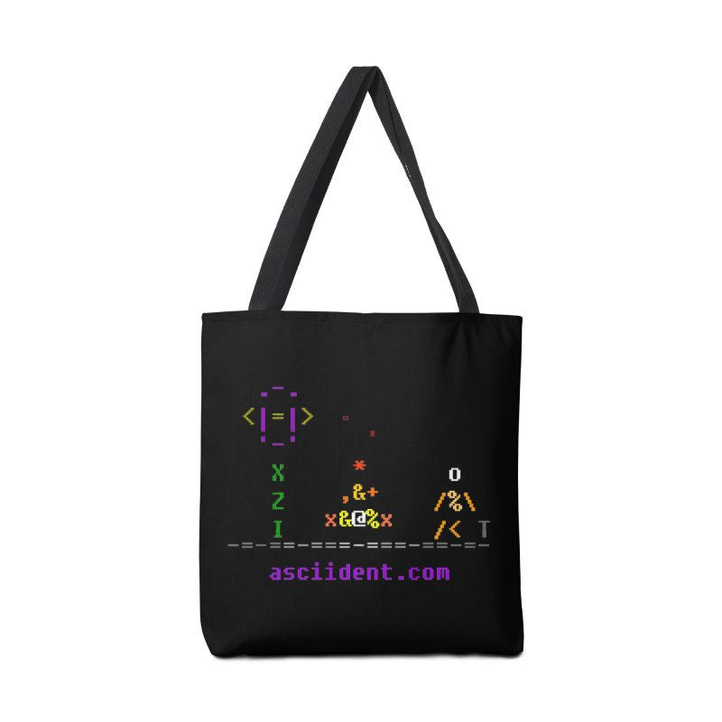 Fire Accessories Tote Bag Bag by ASCIIDENT