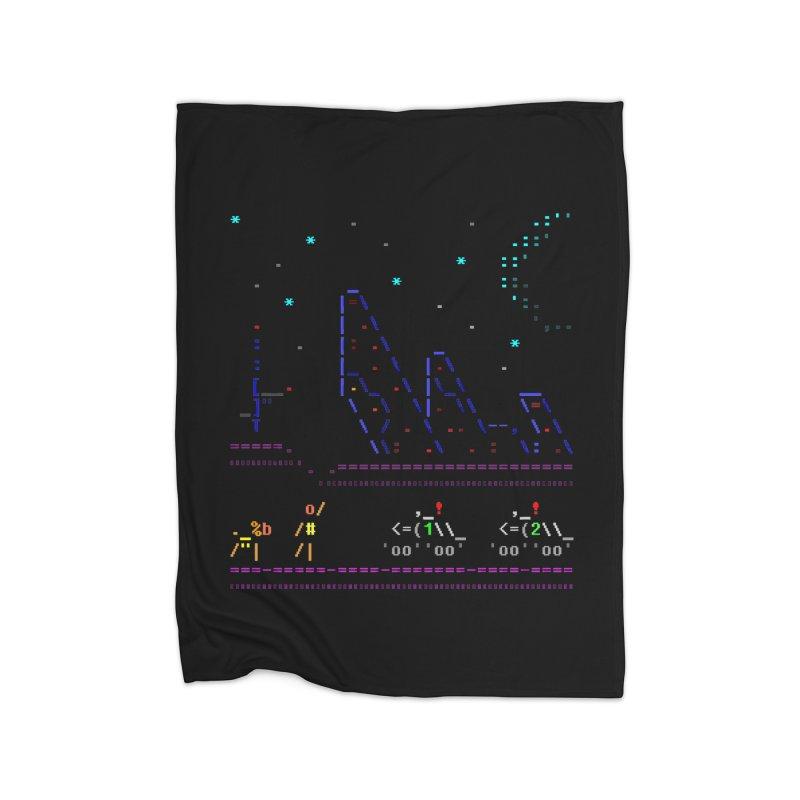 Interception Home Blanket by ASCIIDENT