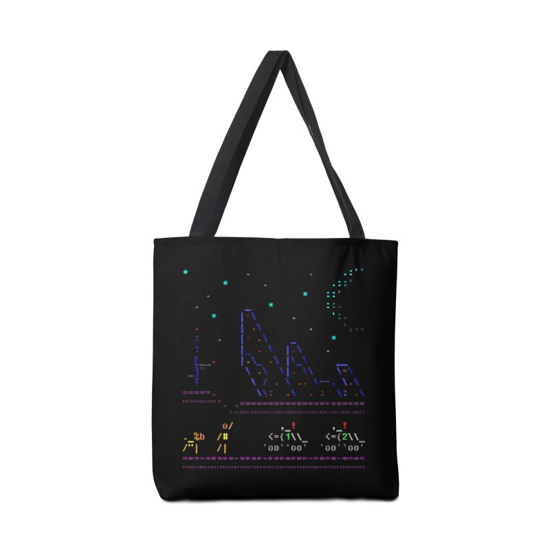 Interception Accessories Tote Bag Bag by ASCIIDENT