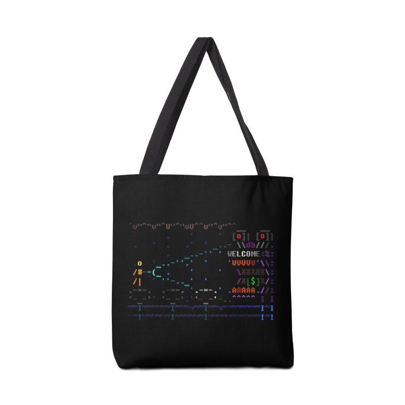 Flashlight Accessories Bag by ASCIIDENT