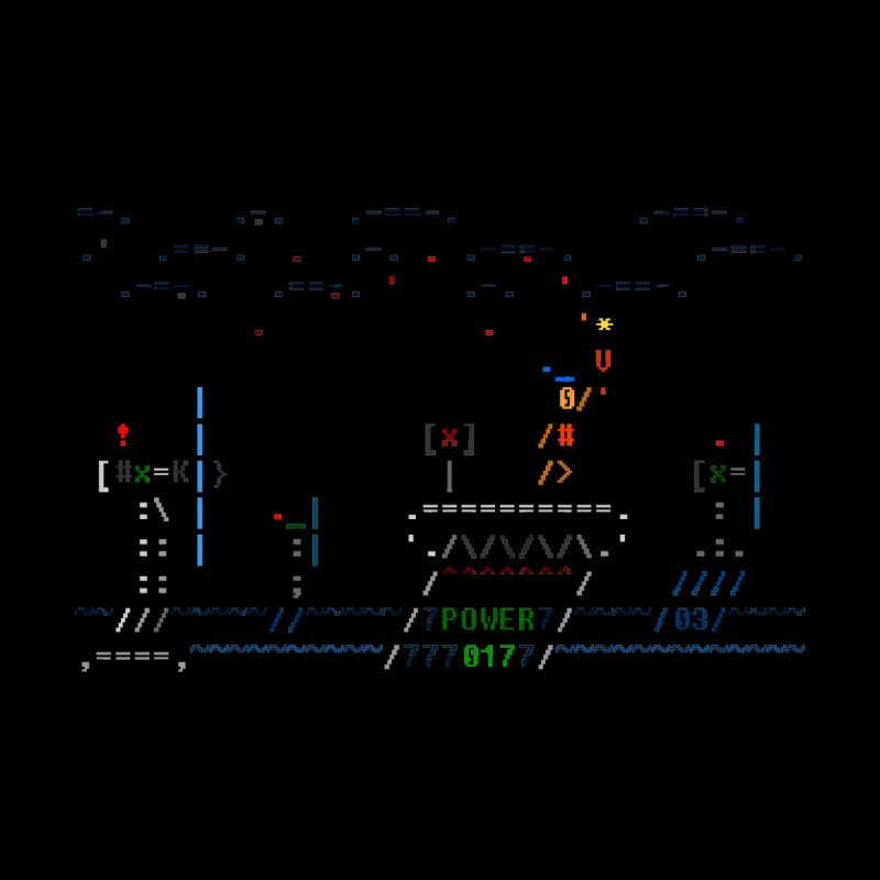 Power Plant by ASCIIDENT
