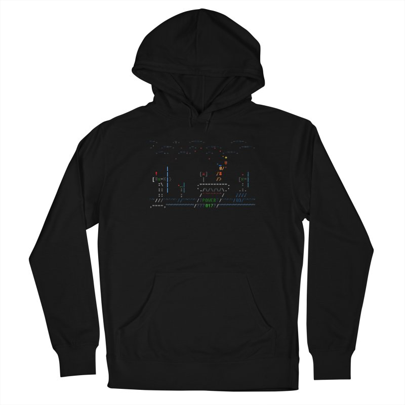 Power Plant Women's Pullover Hoody by ASCIIDENT