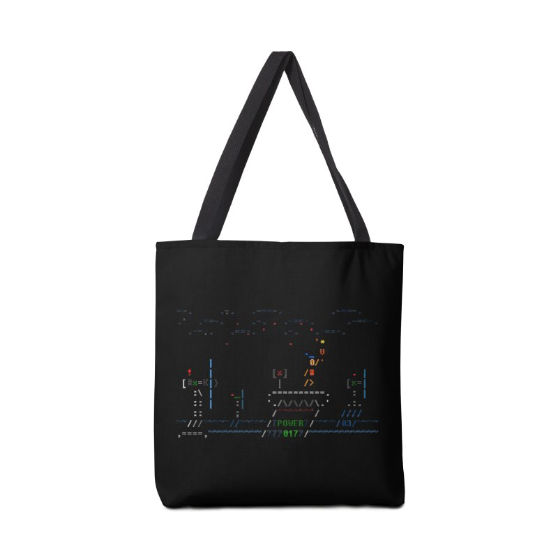 Power Plant Accessories Bag by ASCIIDENT