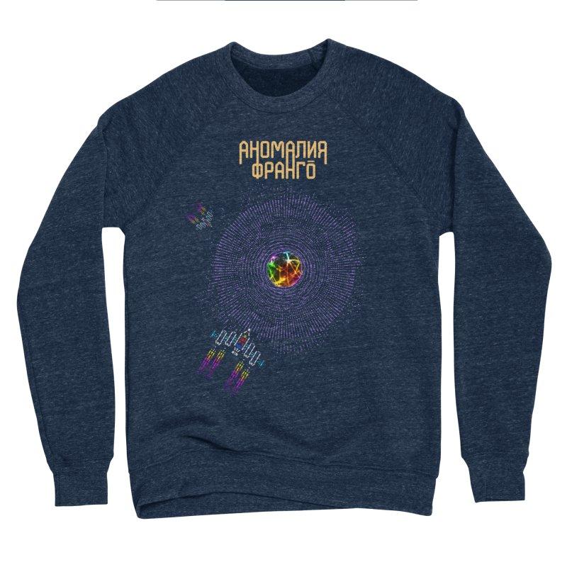 Аномалия Франго Men's Sponge Fleece Sweatshirt by ASCIIDENT