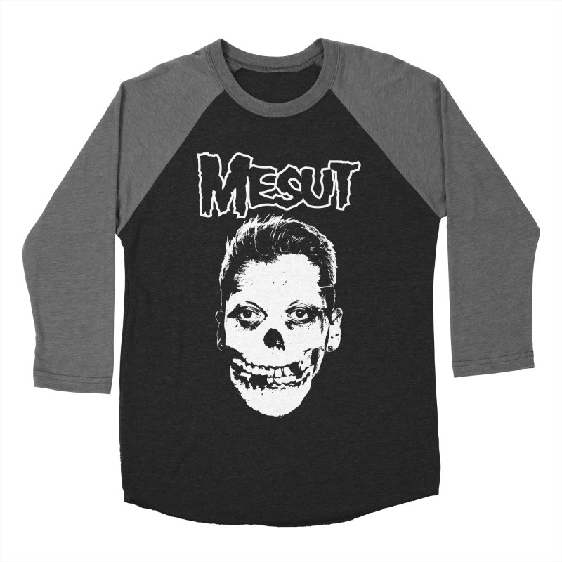 Mesut Women's Baseball Triblend Longsleeve T-Shirt by ASC Madison