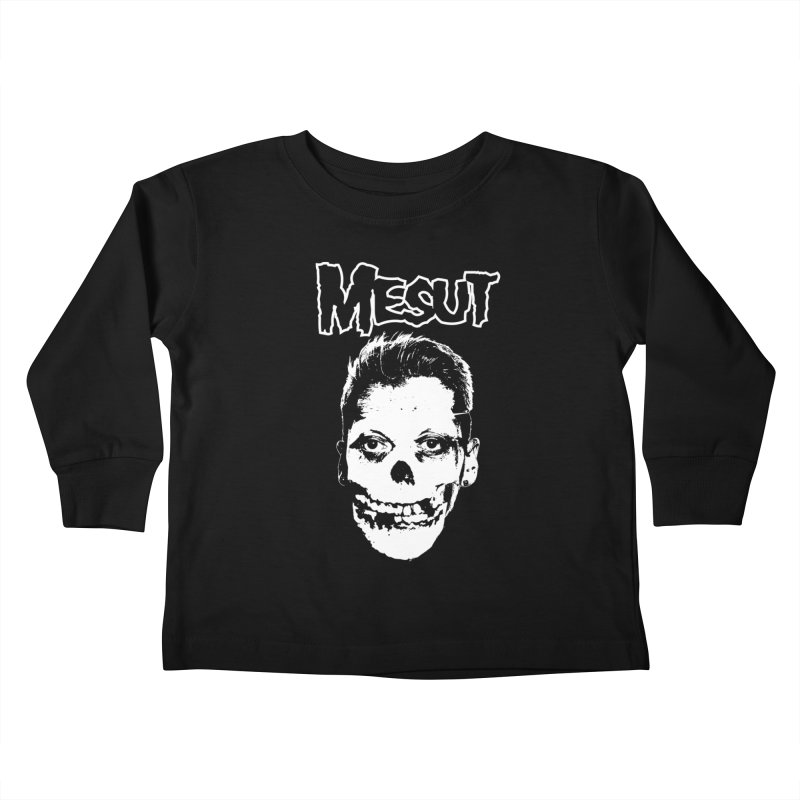 Mesut Kids Toddler Longsleeve T-Shirt by ASC Madison