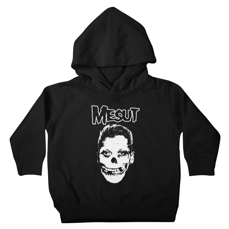 Mesut Kids Toddler Pullover Hoody by ASC Madison