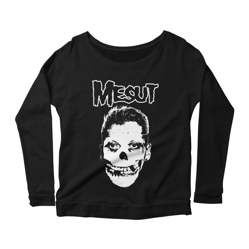 Mesut Women's Scoop Neck Longsleeve T-Shirt by ASC Madison