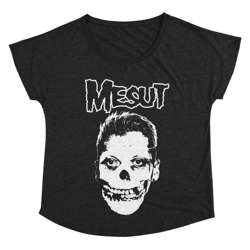 Mesut Women's Dolman Scoop Neck by ASC Madison