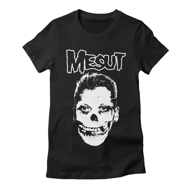 Mesut Women's Fitted T-Shirt by ASC Madison