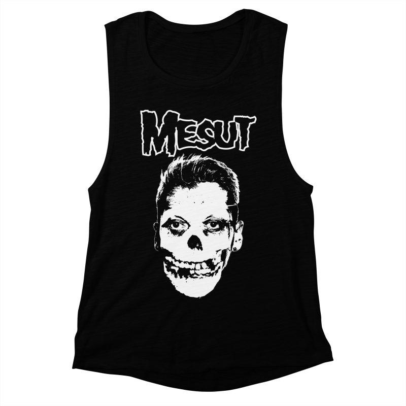 Mesut Women's Muscle Tank by ASC Madison