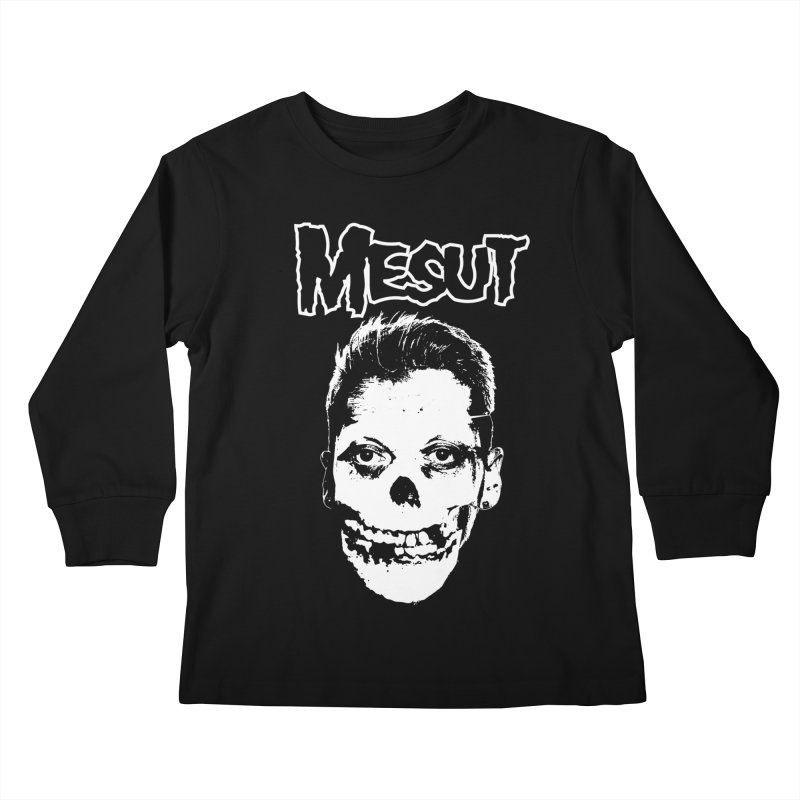 Mesut Kids Longsleeve T-Shirt by ASC Madison