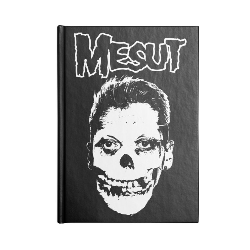 Mesut Accessories Blank Journal Notebook by ASC Madison