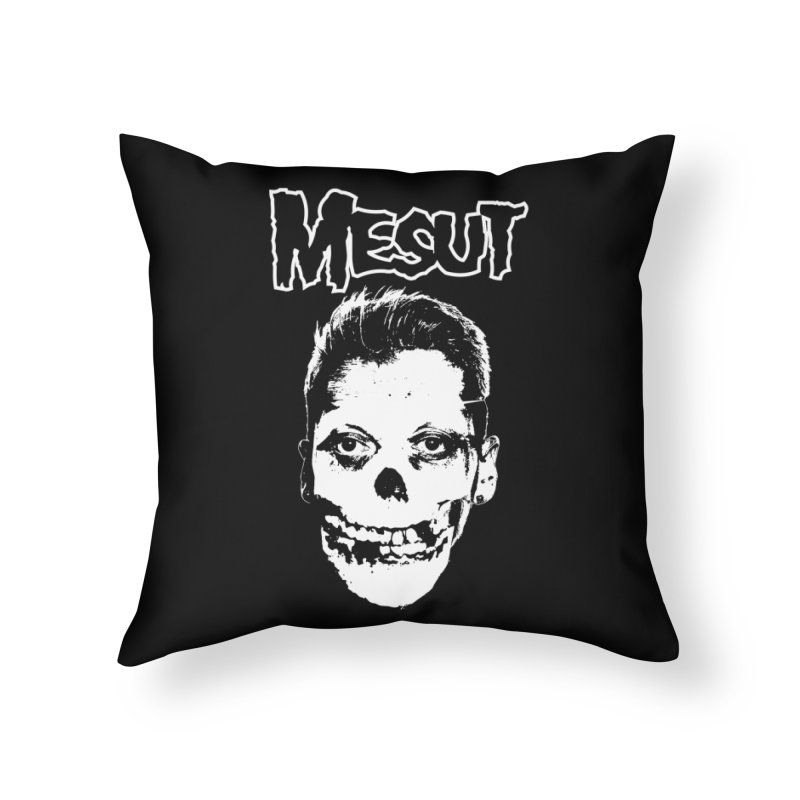 Mesut Home Throw Pillow by ASC Madison