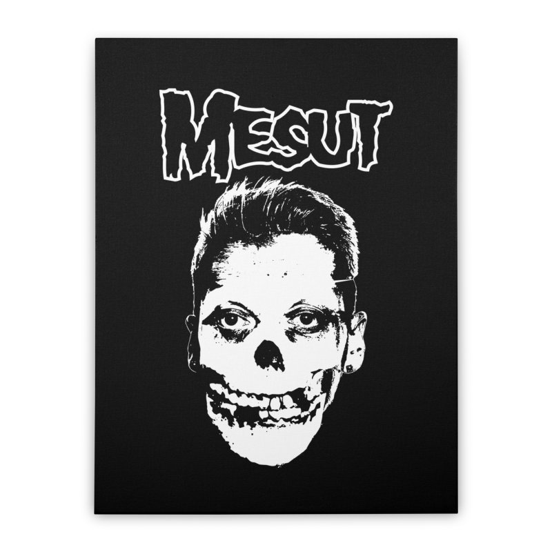 Mesut Home Stretched Canvas by ASC Madison