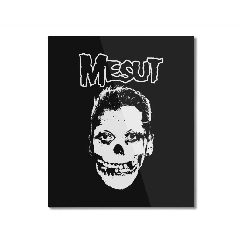 Mesut Home Mounted Aluminum Print by ASC Madison