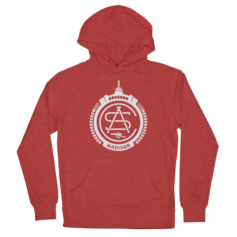 ASC Madison Terrace - Home Strip Men's French Terry Pullover Hoody by ASC Madison