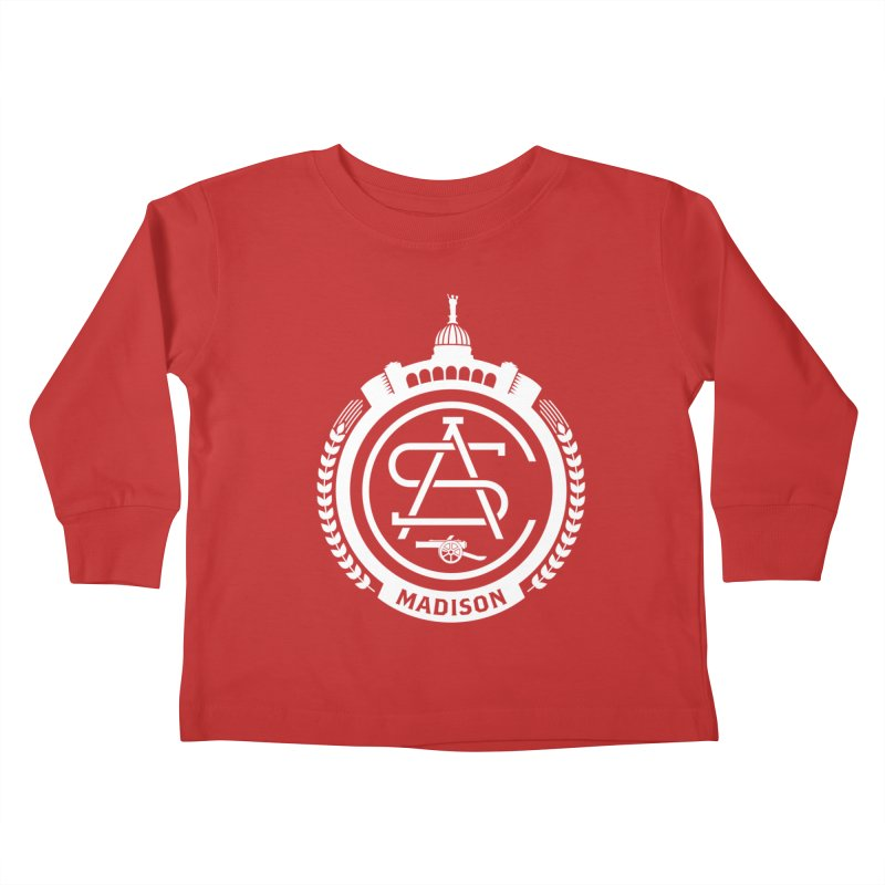 ASC Madison Terrace - Home Strip Kids Toddler Longsleeve T-Shirt by ASC Madison