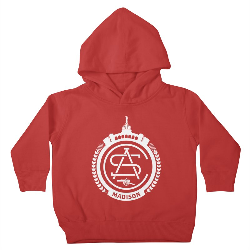 ASC Madison Terrace - Home Strip Kids Toddler Pullover Hoody by ASC Madison