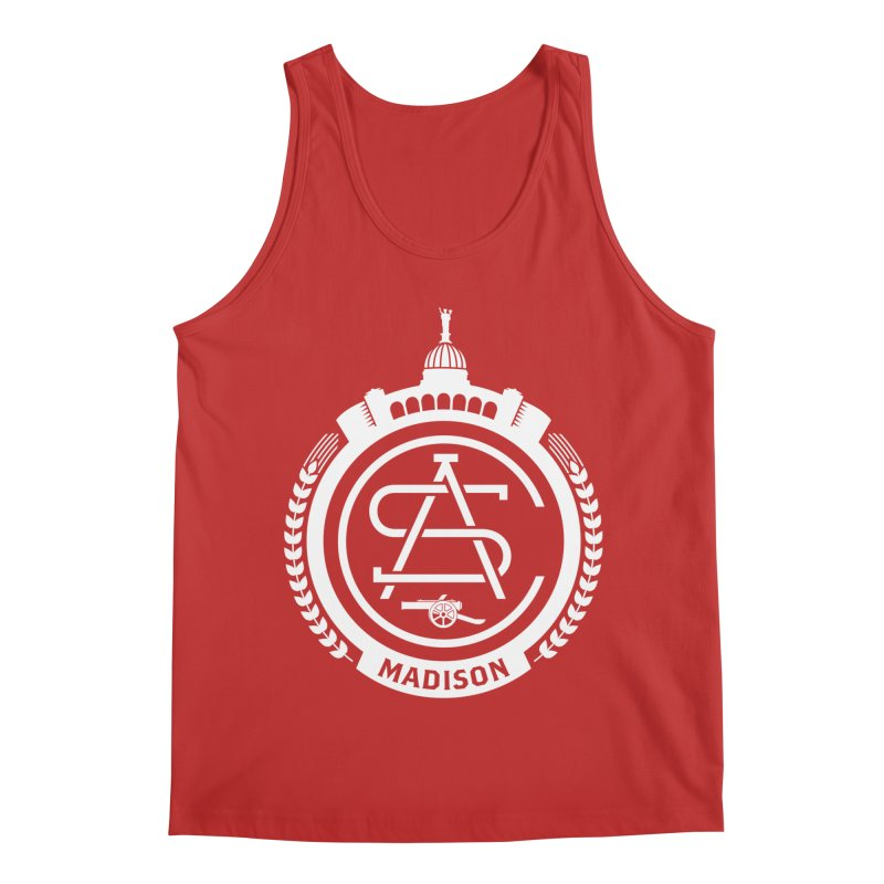 ASC Madison Terrace - Home Strip Men's Regular Tank by ASC Madison