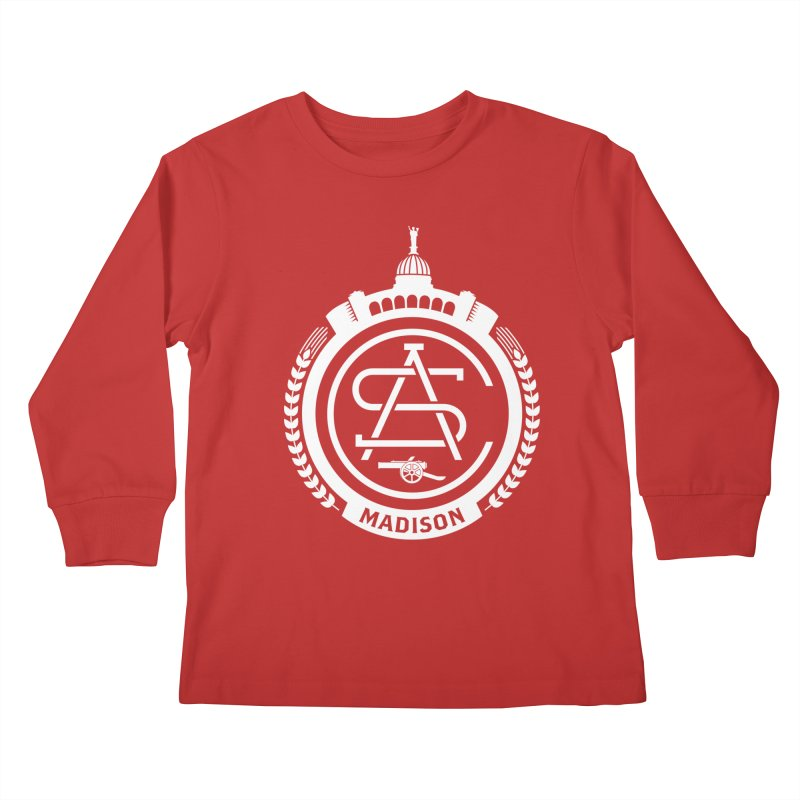 ASC Madison Terrace - Home Strip Kids Longsleeve T-Shirt by ASC Madison