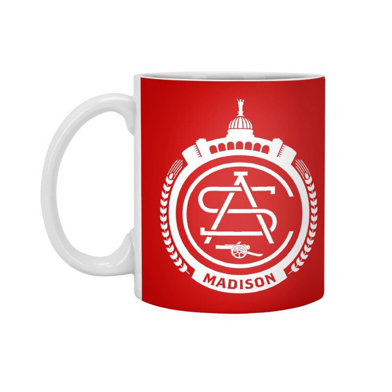 ASC Madison Terrace - Home Strip Accessories Standard Mug by ASC Madison