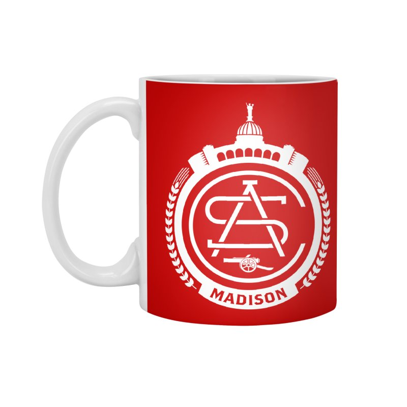 ASC Madison Terrace - Home Strip Accessories Mug by ASC Madison