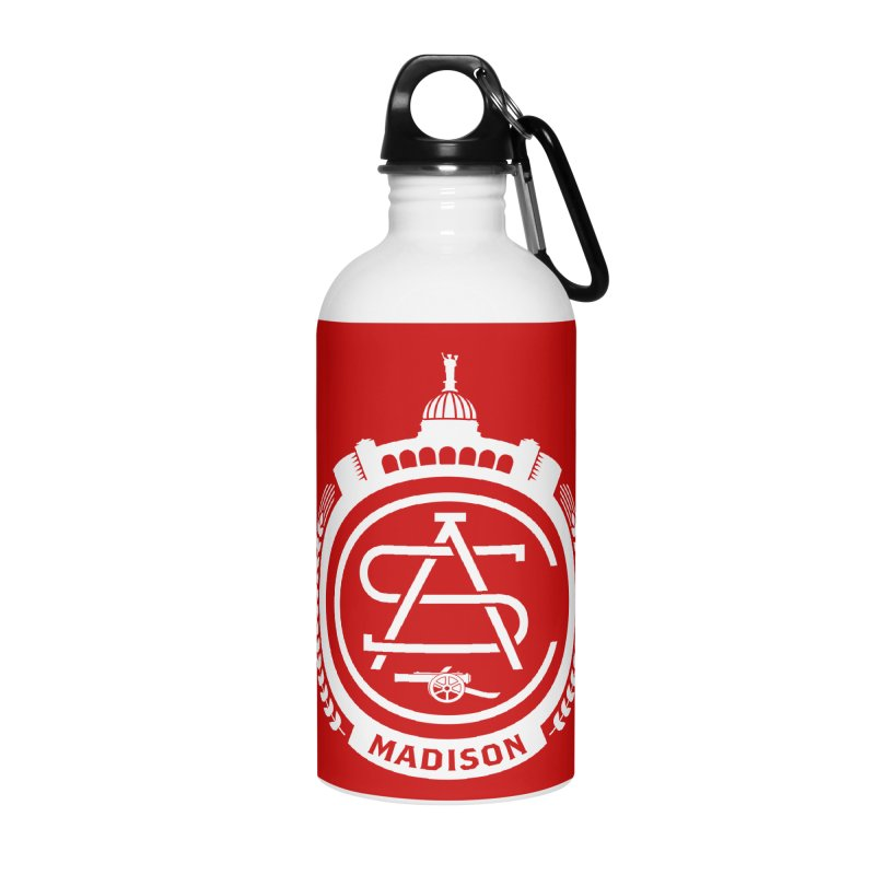 ASC Madison Terrace - Home Strip Accessories Water Bottle by ASC Madison
