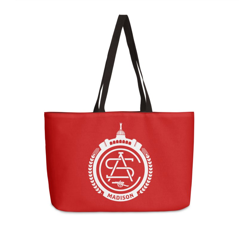 ASC Madison Terrace - Home Strip Accessories Weekender Bag Bag by ASC Madison