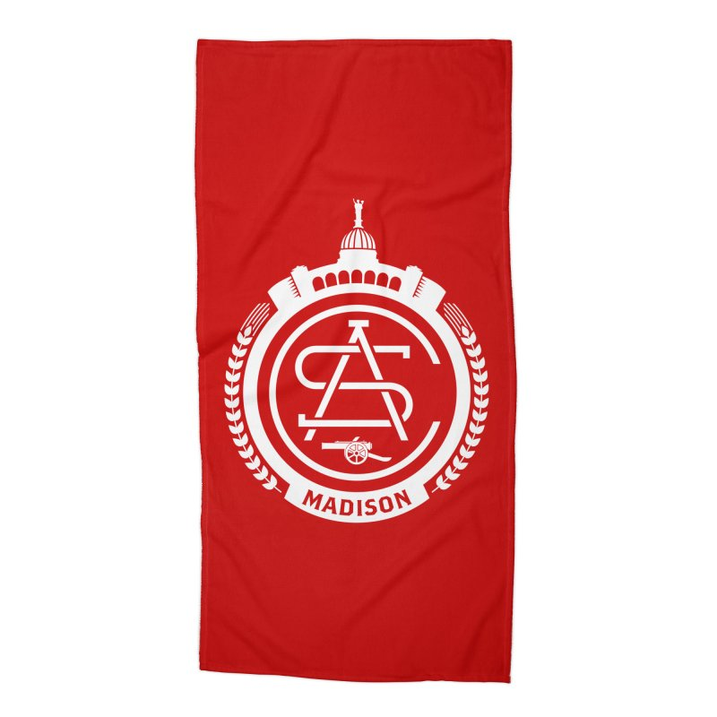 ASC Madison Terrace - Home Strip Accessories Beach Towel by ASC Madison