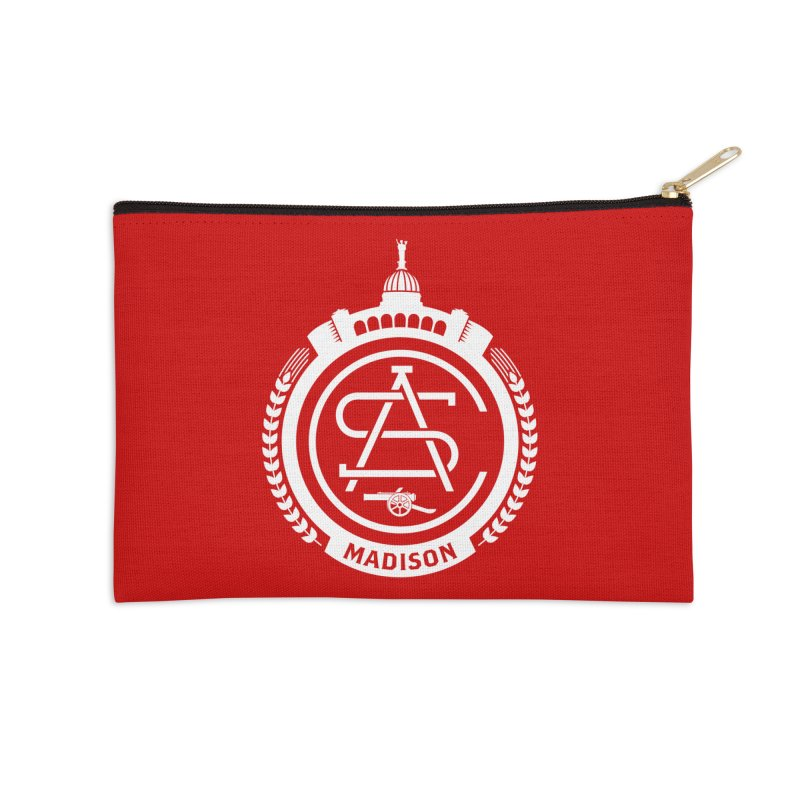 ASC Madison Terrace - Home Strip Accessories Zip Pouch by ASC Madison