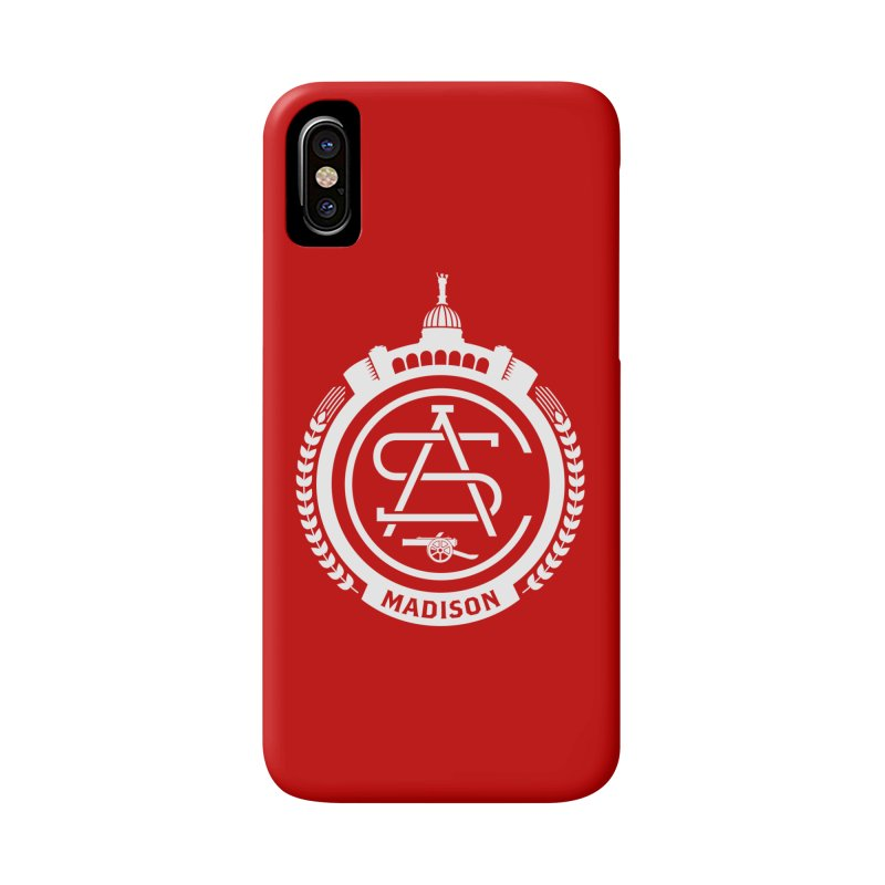 ASC Madison Terrace - Home Strip Accessories Phone Case by ASC Madison