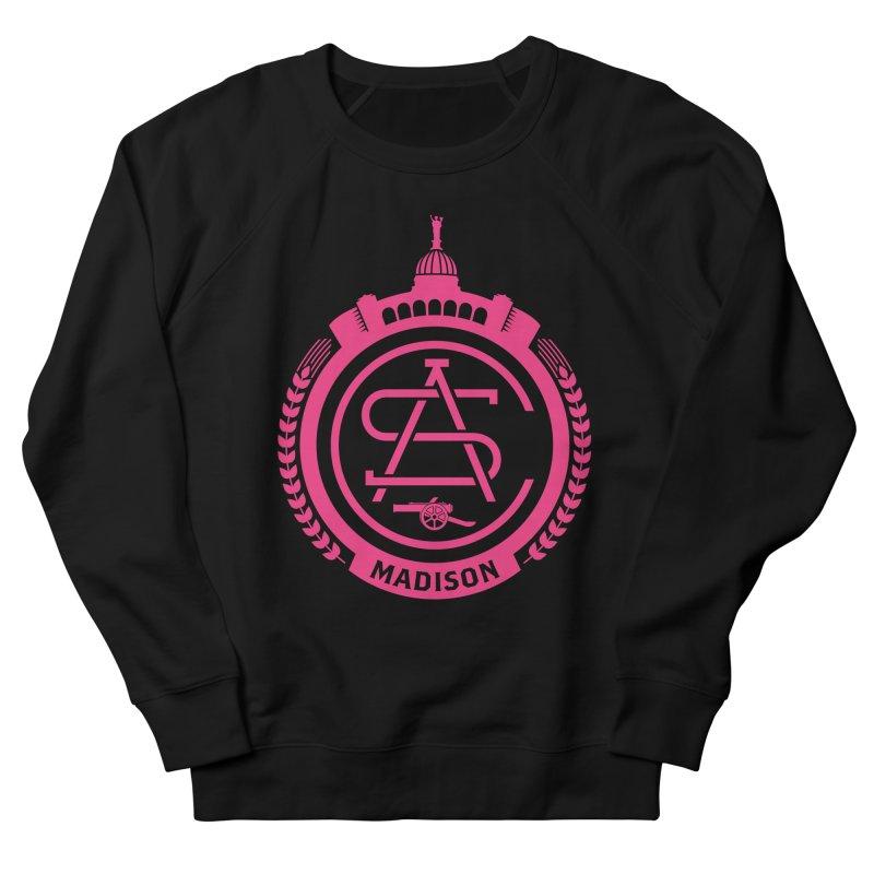ASC Madison Terrace - 17-18 Third Strip Women's French Terry Sweatshirt by ASC Madison
