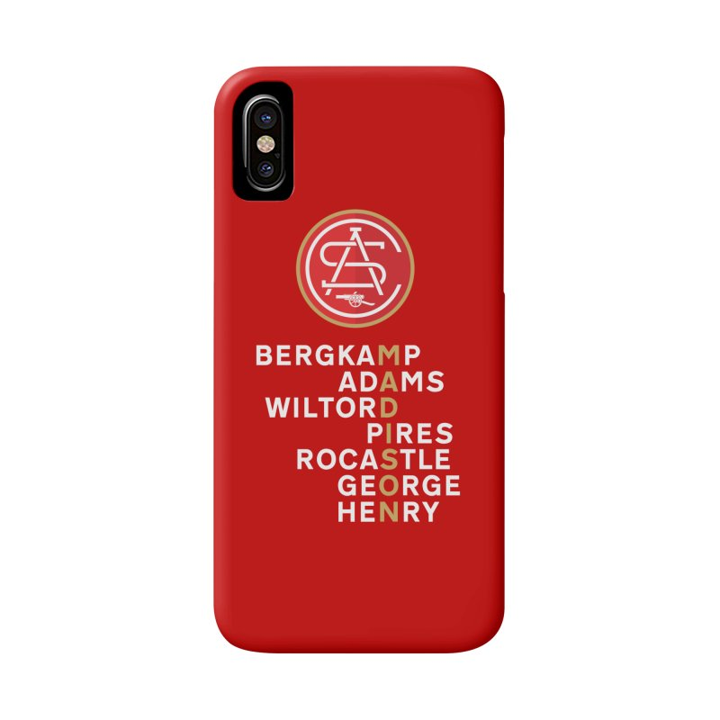 ASC Madison Legends Accessories Phone Case by ASC Madison