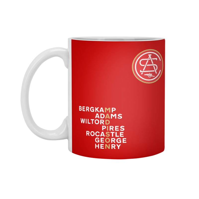 ASC Madison Legends Accessories Standard Mug by ASC Madison