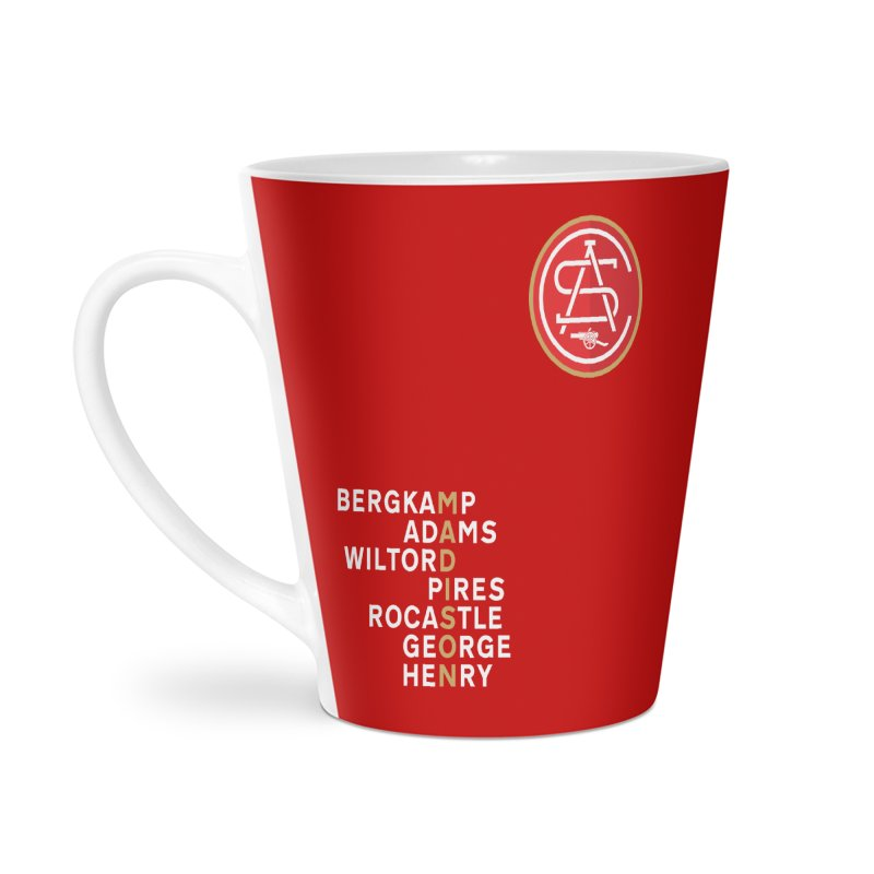 ASC Madison Legends Accessories Latte Mug by ASC Madison
