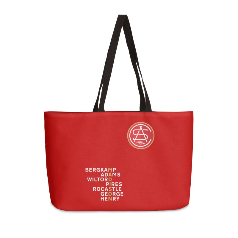 ASC Madison Legends Accessories Weekender Bag Bag by ASC Madison