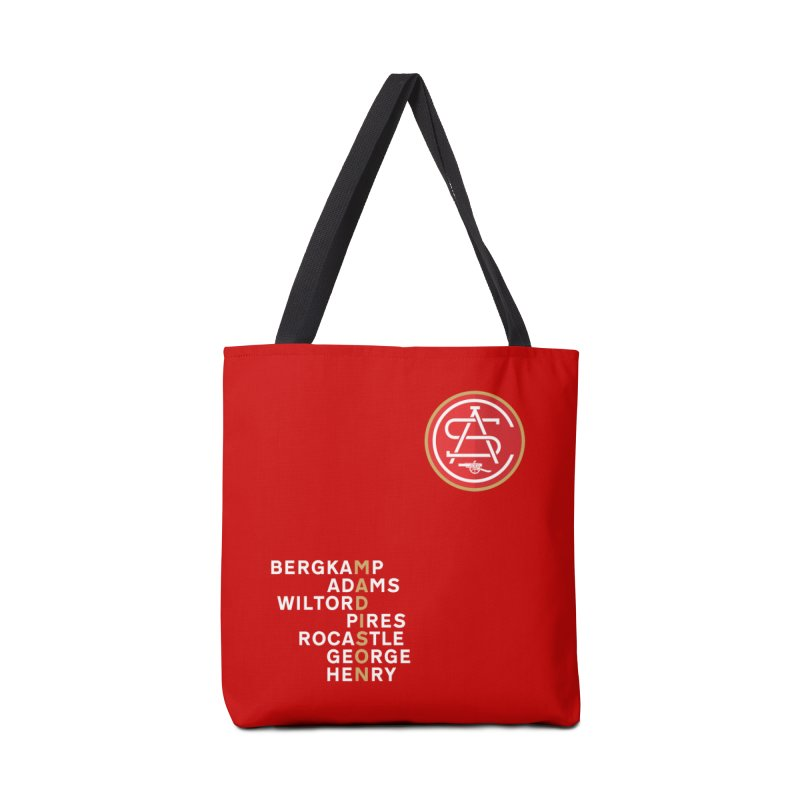 ASC Madison Legends Accessories Tote Bag Bag by ASC Madison