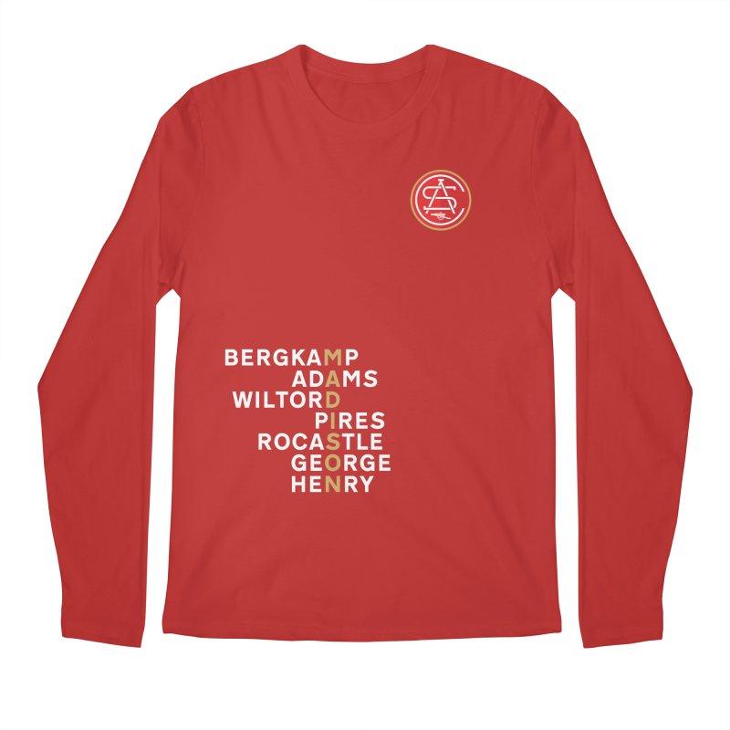 ASC Madison Legends Men's Regular Longsleeve T-Shirt by ASC Madison