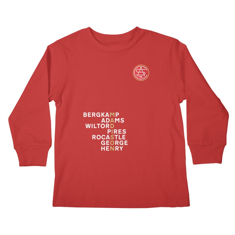 ASC Madison Legends Kids Longsleeve T-Shirt by ASC Madison