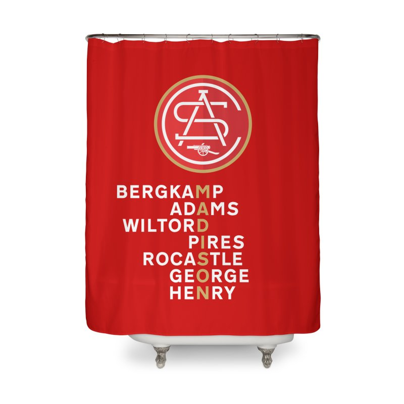 ASC Madison Legends Home Shower Curtain by ASC Madison