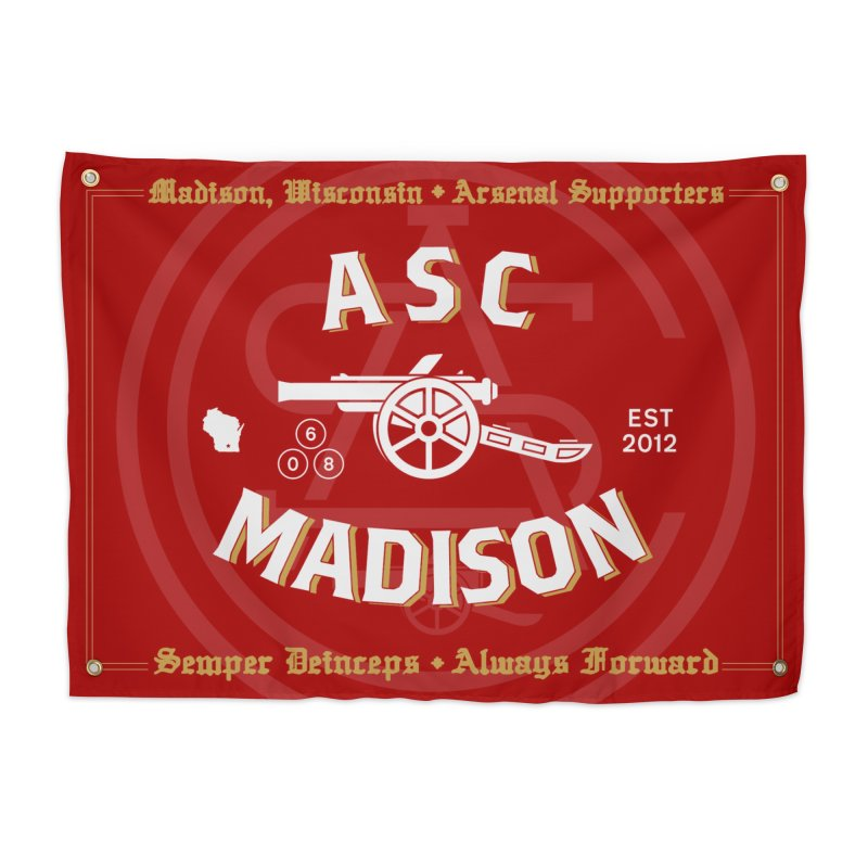 ASC Madison Banner Home Tapestry by ASC Madison