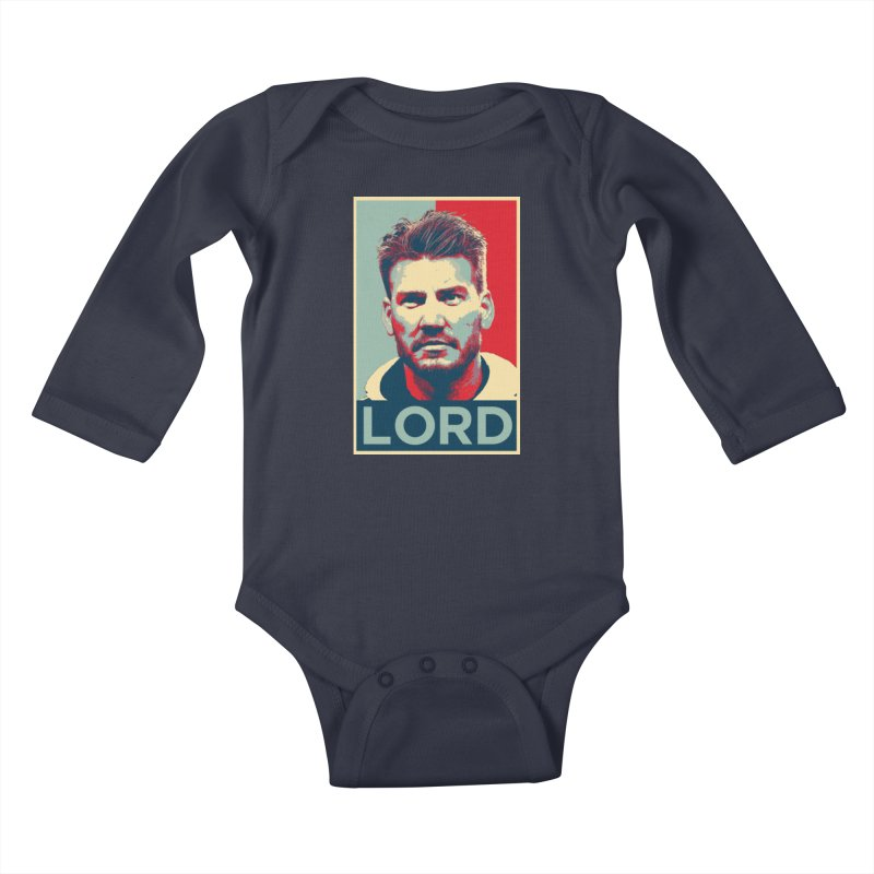 LORD Kids Baby Longsleeve Bodysuit by ASC Madison