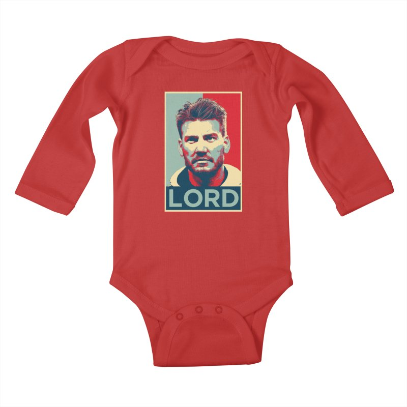 LORD Kids Baby Longsleeve Bodysuit by ASC Madison
