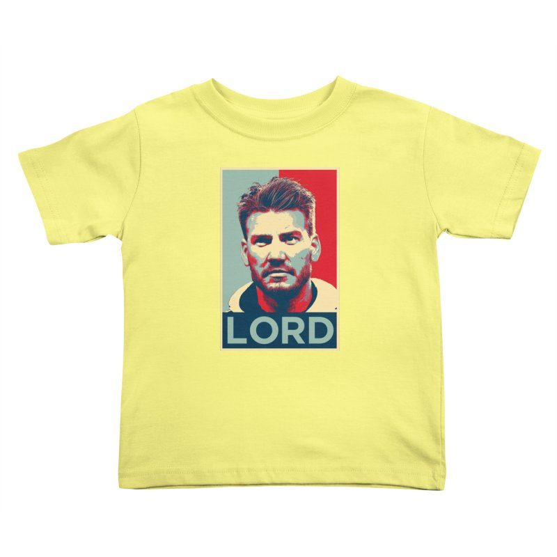 LORD Kids Toddler T-Shirt by ASC Madison