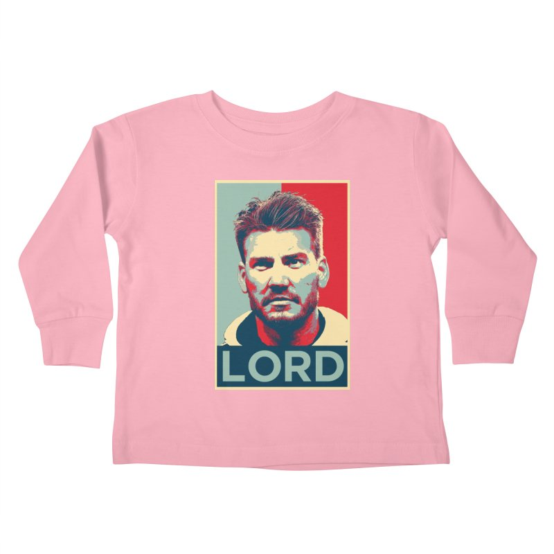 LORD Kids Toddler Longsleeve T-Shirt by ASC Madison