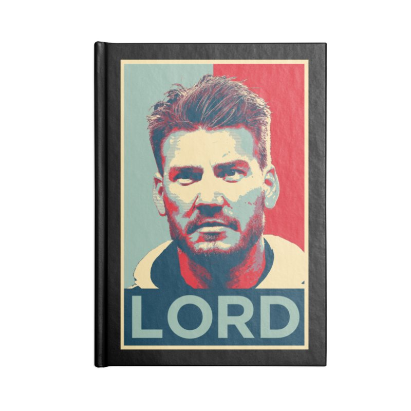LORD Accessories Blank Journal Notebook by ASC Madison