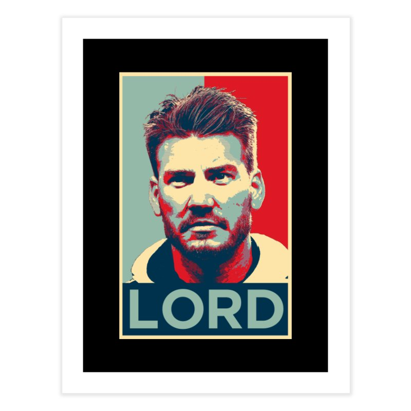 LORD Home Fine Art Print by ASC Madison