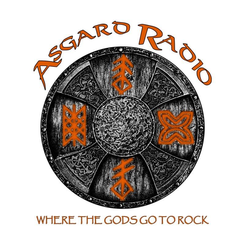 New Logo Men's T-Shirt by Asgard Radio's Artist Shop